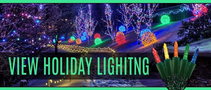 View Reinders Holiday LED Lighting