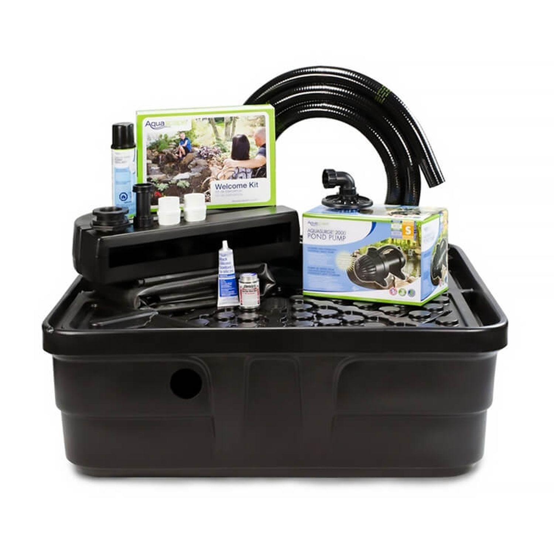 Aquascape Backyard Waterfall Landscape Fountain Kit Reinders
