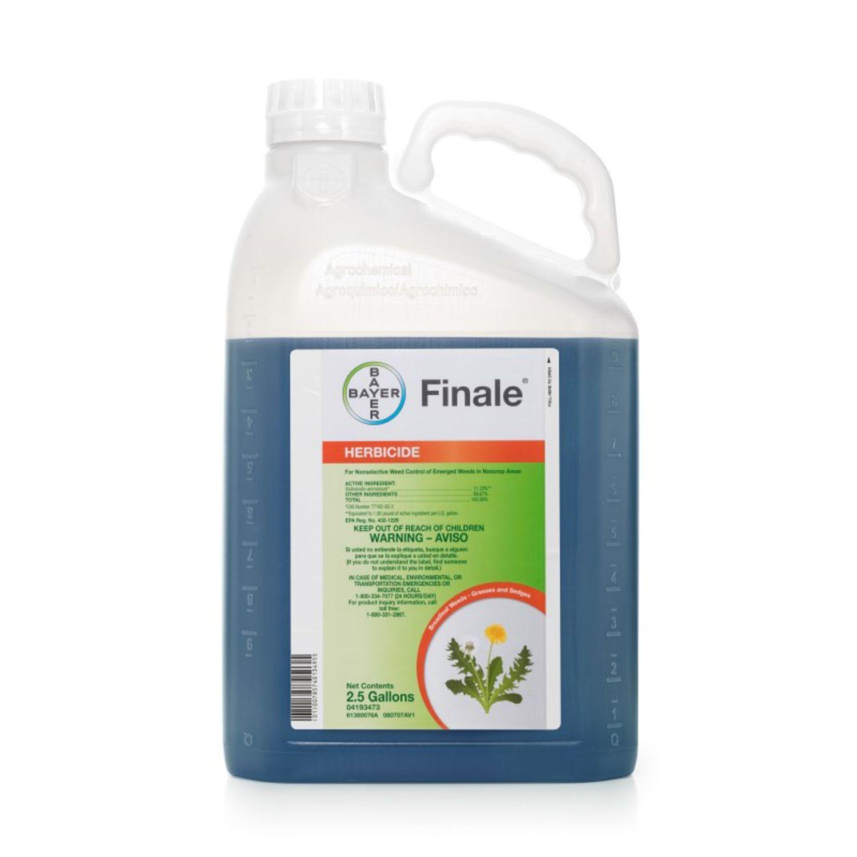 Bayer - Finale Post-Emergent Herbicide, 2 5 GAL JUG | Reinders