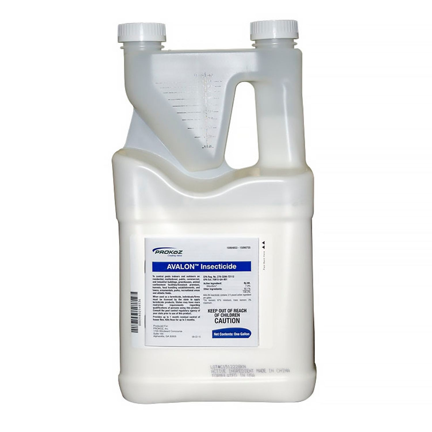 Prokoz - Avalon Insecticide Tip N Pour Jug - 1 GAL   Reinders