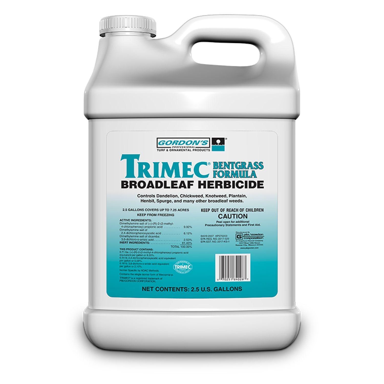 PBI-Gordon - Trimec Broadleaf Post-Emergent Herbicide Bentgrass ...