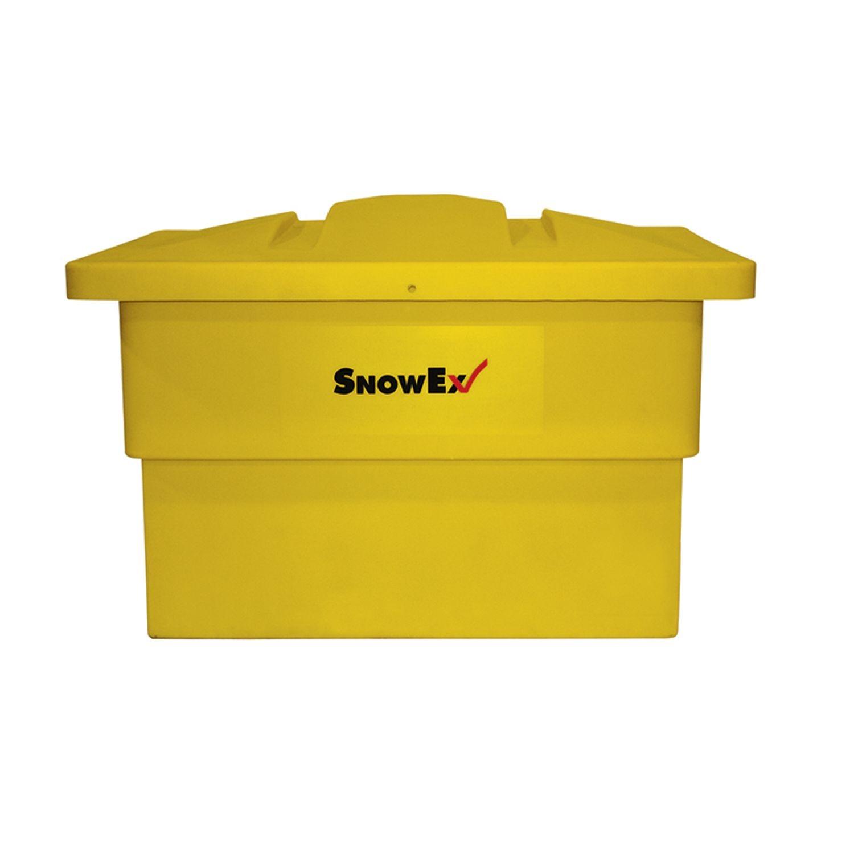 Beau SnowEx   Economy Salt Bin   10.0 CU FT