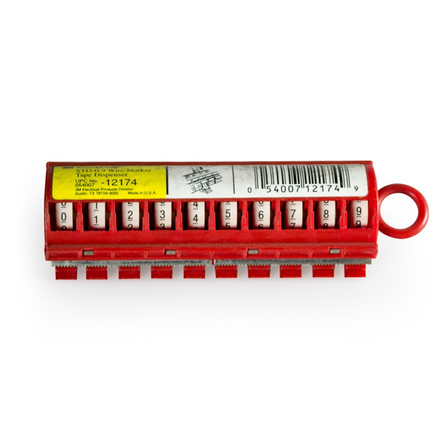 Paige Electric - Wire Marking Tape Kit - 3M   Reinders