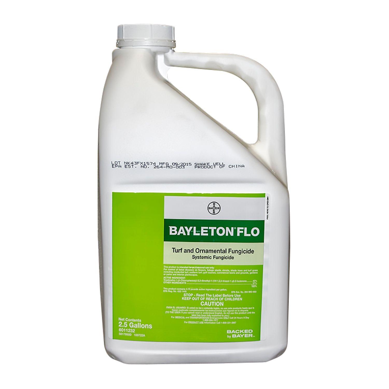 Bayer - Bayleton Flo Fungicide, 2 5 GAL JUG   Reinders
