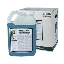 Plant Food Co - Alpha Mat Penetrating Surfactant - Case of 2 - 2.5 GAL Jugs