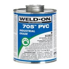 IPS - 705 PVC Cement, Clear