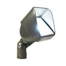 FX - LC Series 6 LED ZD Wash Light - Bronze Metallic