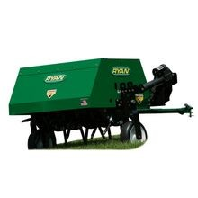 "Ryan - 36"" Lawnaire® Tow Behind Aerator with 3/4"" Tines"
