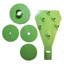 PBI-Gordon - Replacement Paddle, Cap, and Discs for Spred-Rite® G Gravity Spreader