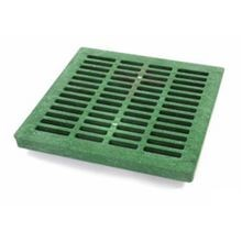 "NDS - 24"" Green Square Catch Basin Grate"