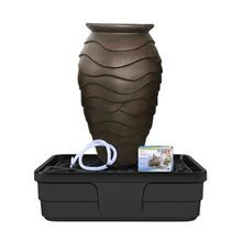 Aquascape - Medium Scalloped Urn Landscape Fountain Kit