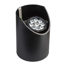 Kichler - 9 LED 12.4W 35° In-Ground Light - Textured Black