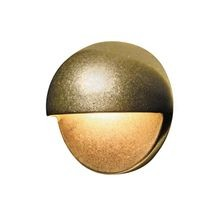 FX - MM Series 10W Incandescent Wall Light - Brass