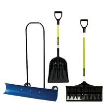 SnoHub - Super Snow Clearing Shovel Package