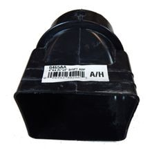 "Advanced Drainage Systems - 4"" X 4"" X 3"" Downspout Adapter - Corrugated"