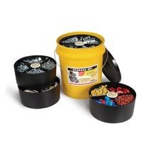 King Innovation - Bucket Storage Organizer - 5 GAL