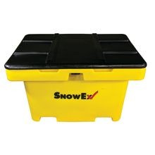 SnowEx - Heavy-Duty Salt Bin - 11.0 CU FT - 1000 LBS