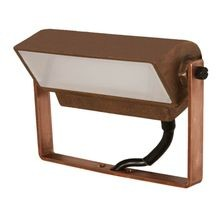 Cast - Impressionist® Series 2 LED 0.73W Bracket Mount Wall Wash Light - 2710K - Bronze
