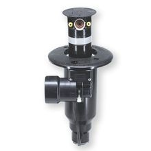 "Toro Golf - Flex800 Series Sprinkler - 1-1/2"" ACME Body Assembly, #55 Green Nozzle 80 PSI With Spikeguard Solenoid & 24-position TruJectory"