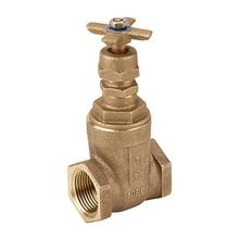 "Nibco - T113K - 1"" Bronze Gate Valve With Cross Handle"