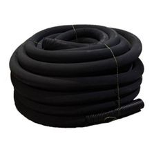 "ADS - 4"" X 250' Sock Tubing Corrugated Drain Tile"
