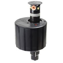 "Toro Golf - Infinity Sprinkler - 1-1/2"" ACME Body Assembly, #57 Black Nozzle 80 PSI With Spikeguard Solenoid"