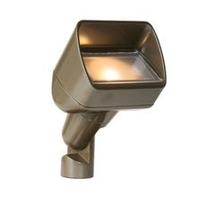 FX - PB Series 3 LED Wall Wash - Bronze Metallic