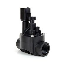 "Rain Bird - 1"" HVF Series Inline Sprinkler Valve with Flow Control - Female x Female Threaded"