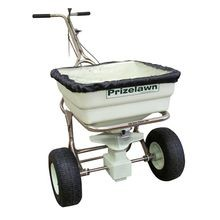 Prizelawn - Bigfoot HVO High Output Spreader, 100 LBS