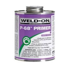 IPS - P-68 PVC Purple Primer, Pint