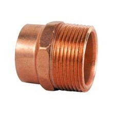 "1-1/2"" Copper Male Adapter C X MPT"