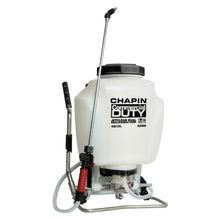 Chapin - Commercial Duty Backpack Sprayer, 4 GAL