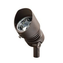 Kichler - 5 LED 13W 60° Accent Uplight - 2700K - Textured Architectural Bronze