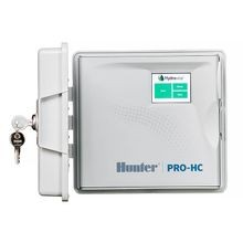 Hunter - 6 Station Outdoor PRO-HC Wi-Fi Controller with Hydrawise