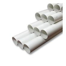 "Cresline - 4"" X 20' PVC Pipe Gasket Joint, 200 PSI"