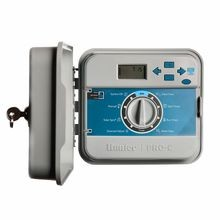 Hunter - 4 Station Outdoor Controller Pro C Plastic Cabinet