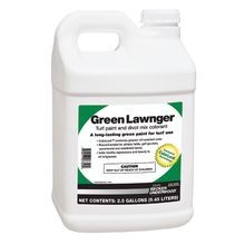 BASF - Green Lawnger Turf Colorant - 2.5 GAL JUG