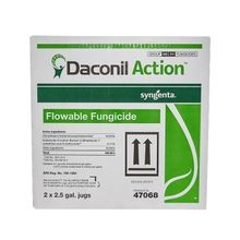 Syngenta - Daconil Action Fungicide - 2.5 GAL JUG - Case of 2
