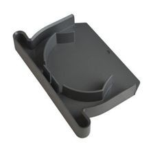 "NDS - 4"" Gray Spee-D Channel End Cap"