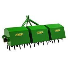 "Ryan - 72"" Tracaire®  Tow Behind Aerator with 3-point Mount"