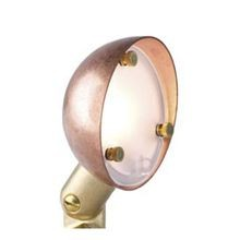 FX Luminaire - RL Series Wall Wash - Copper Finish