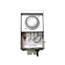 Cast - 75VA Dual-Tap Journeyman® Transformer - Stainless Steel