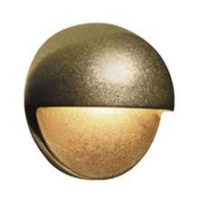 FX - MM Series Wall Light - Sedona Brown Finish