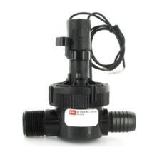 "Toro - EZ-Flo Plus Series - 1"" Electric Valve, Male X Barb NPT with Flow Control"