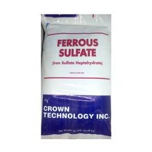 Crown Technology - Ferrous Sulfate Heptahydrate - 50 LB BAG
