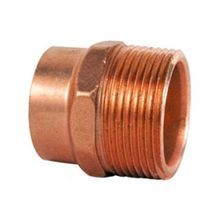 "1-1/4"" Copper Male Adapter C X MPT"