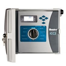 Hunter - ICC2 8 Station Controller with Plastic Outdoor Wall Mount