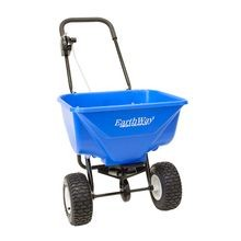 Earthway - 2040PIPLUS Medium Duty High-Output Broadcast Spreader - 65 LBS