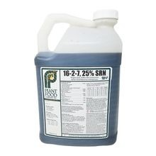 Plant Food Co – 16-2-7 Green-T 25% SRN With Amino Acid Matrix Case of 2 – 2.5 GAL Jugs