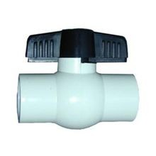 "1-1/2"" PVC Ball Valve Socket"